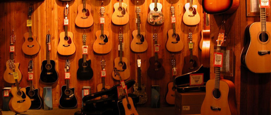 Best Acoustic Guitar Brands In The World