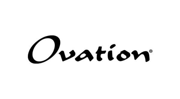 Guitar Brand Logo Ovation