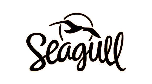 Guitar Brand Logo Seagull